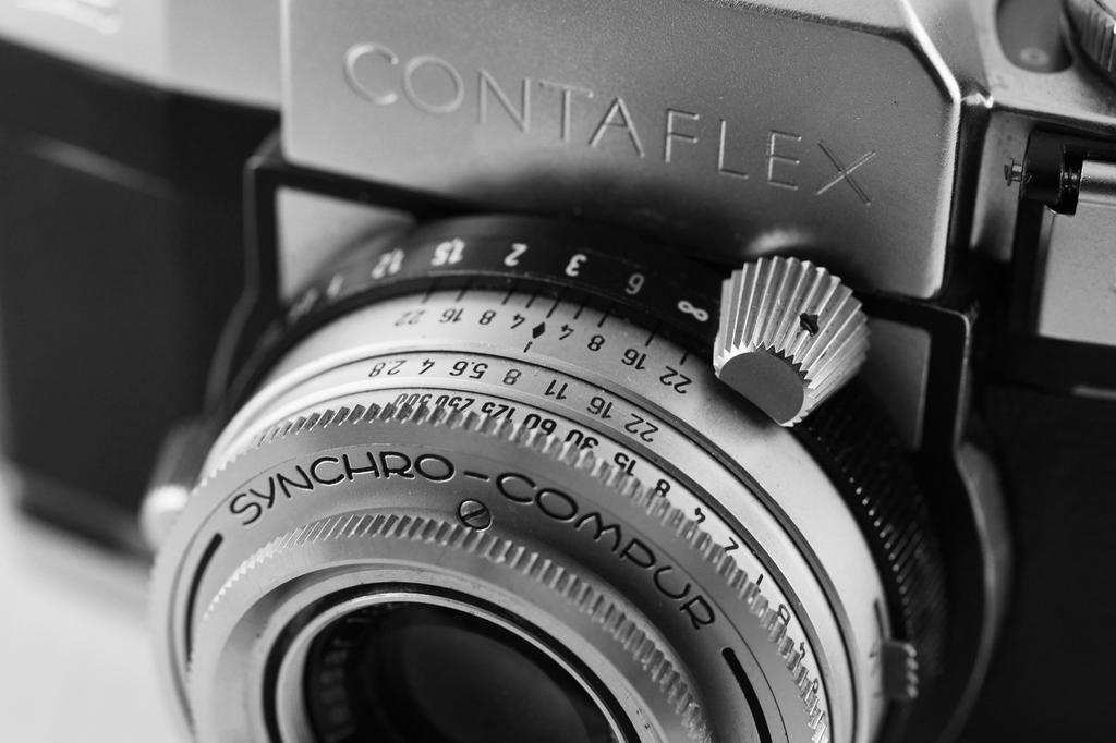 Michael Calcada Photografie - Zeiss Contaflex IV
